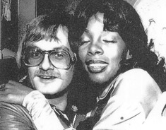 Nick and Donna Summer